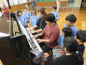 12月18日☆ロリエフさんによるピアノコンサート